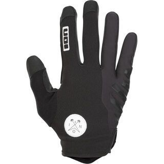 ION Gloves Scrub AMP, black - Fahrradhandschuhe