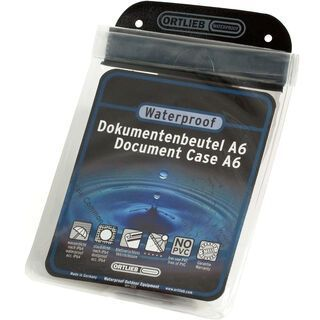 Ortlieb Document-Bag DIN A6 - Kartentasche