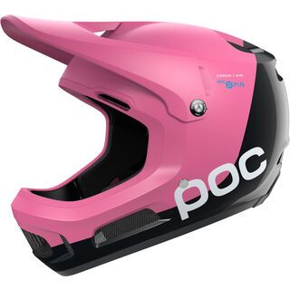 POC Coron Air SPIN actinium pink/uranium black matt