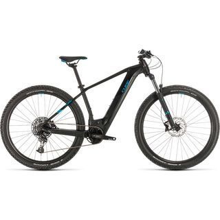 Cube Reaction Hybrid EX 625 29 2020, black´n´blue - E-Bike