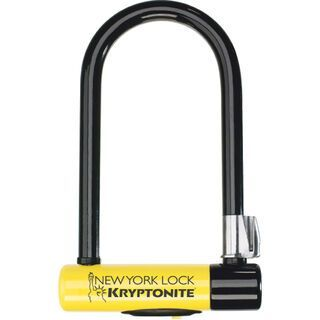 Kryptonite New York Lock + FlexFrame Halter - Fahrradschloss