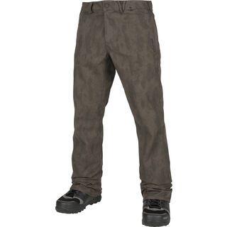 Volcom Solver Snow Pant, black combo - Snowboardhose