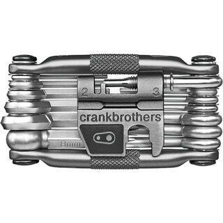 Crank Brothers M19, dunkelgrau - Multitool