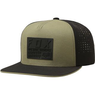 Fox Redplate Tech Snapback Hat, fatigue green - Cap