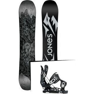 Set: Jones Ultra Mountain Twin 2019 + Flow NX2 (1908427S)