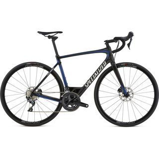 Specialized Roubaix Expert 2018, carbon/purple/silver - Rennrad
