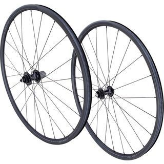 Specialized Axis 4.0 Disc SCS QR, black ano/charcoal - Laufradsatz