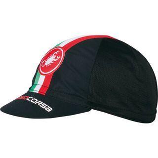Castelli Performance Cycling Cap, black - Radmütze