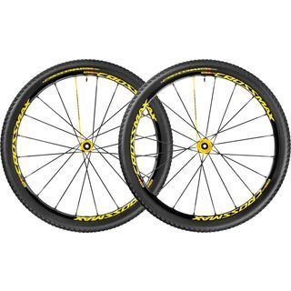 Mavic Crossmax SL Pro WTS 27.5, yellow - Laufradsatz