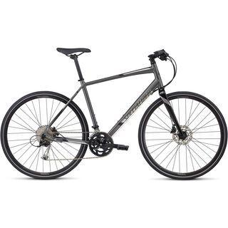 Specialized Sirrus Sport 2017, charcoal/chrome/black - Fitnessbike