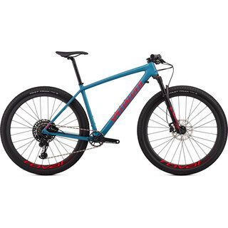 Specialized Epic HT Expert 2019, storm grey/rocket red - Mountainbike