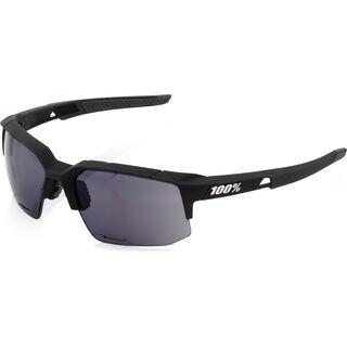100% Speedcoupe, soft touch black/Lens: black mirror - Sportbrille