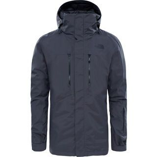 The North Face Mens Clement Triclimate Jacket, asphalt grey - Skijacke