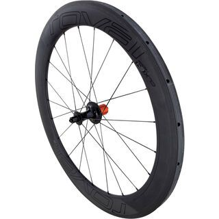 Specialized Roval CLX 64 Tubular, satin carbon/gloss black - Hinterrad