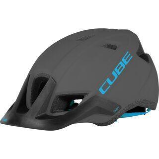 Cube Helm CMPT, grey´n´blue - Fahrradhelm
