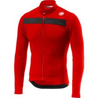 Castelli Puro 3 Jersey FZ, red - Radtrikot