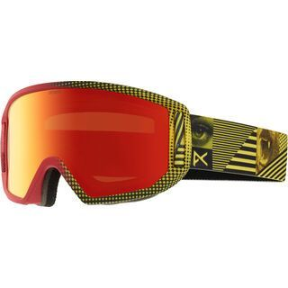 Anon Relapse, Imbearassed/Red Solex - Skibrille