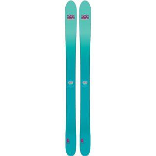 Set: DPS Skis Nina F99 Foundation 2018 + Marker Duke 16 White/Copper