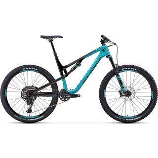 Rocky Mountain Thunderbolt Carbon 50 2018, ocean/black - Mountainbike