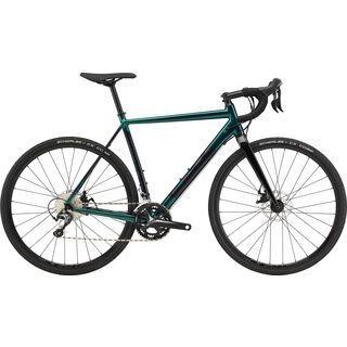 *** 2. Wahl *** Cannondale CAADX Tiagra 2020, emerald - Crossrad | Größe 56 cm