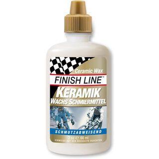 Finish Line Ceramic Wax Lube - 60 ml - Kettenschmiermittel