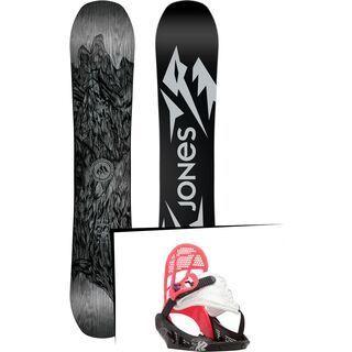 Set: Jones Ultra Mountain Twin 2019 + K2 Lil Kat (1728795S)