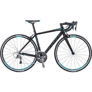 Scott Contessa Speedster 25 2016, black/blue - Rennrad