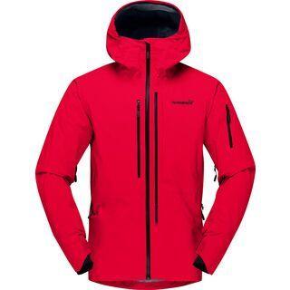 Norrona lofoten Gore-Tex Pro Jacket M's true red