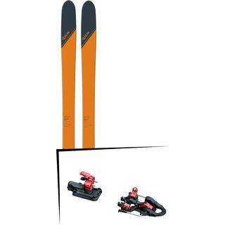 Set: DPS Skis Wailer 99 2018 + ATK Raider 12 2.0 (2322439)