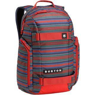 Burton Metalhead Pack, tommy stripe - Rucksack