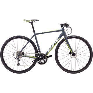 *** 2. Wahl *** Kona Esatto Fast 2017, blue/silver/green - Fitnessbike   Größe 52 cm