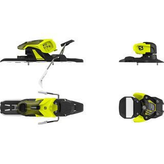 Salomon Warden 11 90 mm, yellow/black - Skibindung