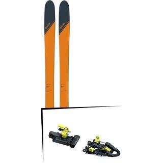 Set: DPS Skis Wailer 99 2018 + ATK Freeraider 14 2.0 (2322435)