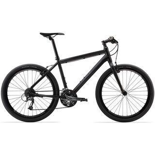 Cannondale Bad Boy 7 2014, schwarz matt - Urbanbike
