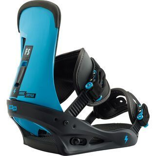 Burton Freestyle 2019, cobalt blue - Snowboardbindung