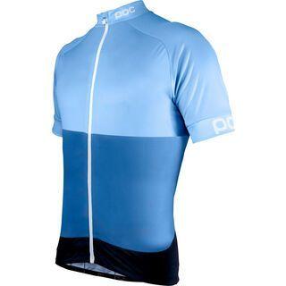 POC Fondo Classic Jersey, seaborgium multi blue - Radtrikot