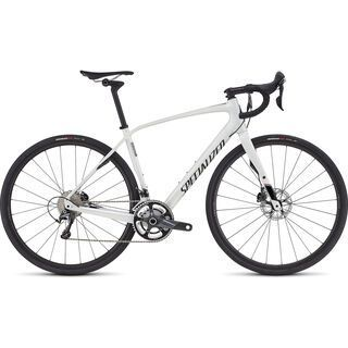 Specialized Diverge Expert M CEN 2017, white/carbon/martini - Gravelbike