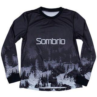 Sombrio Cascadia Jersey, black - Radtrikot
