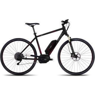 Ghost Andasol Cross 9 2016, black/red/gray - E-Bike