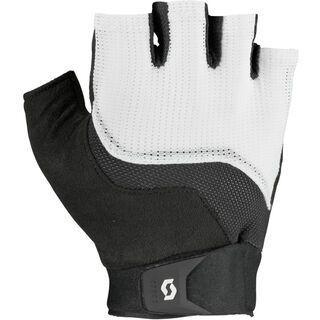 Scott Essential SF Glove, black/white - Fahrradhandschuhe