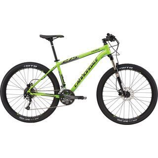 Cannondale Trail 4 27.5 2016, green/black - Mountainbike