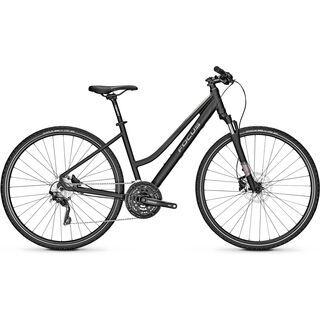 Focus Crater Lake 3.9 Trapeze 2020, diamond black - Fitnessbike