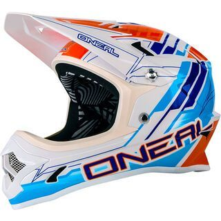 ONeal Backflip Fidlock Helmet RL2 Pinner, blue - Fahrradhelm