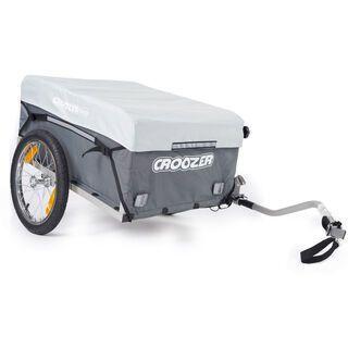 Croozer Cargo, schwarz/grau - Fahrradanhänger