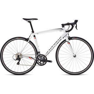 Specialized Allez E5 Sport 2016, white/black/red - Rennrad