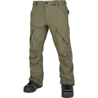 Volcom Articulated Pant, military - Snowboardhose