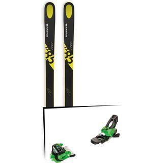Set: Kästle FX85 HP 2019 + Tyrolia Attack² 11 GW green