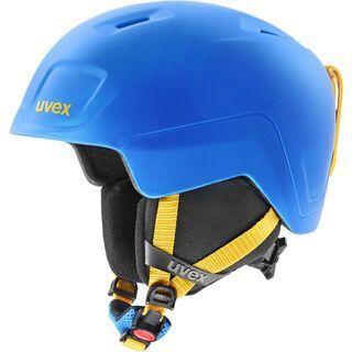 uvex heyya pro blue-yellow mat