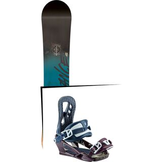Set: Nitro Stance Wide 2017 +  Pusher (1691298S)