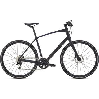 Specialized Sirrus Expert Carbon 2018, graphite/chameleon/charcoal - Fitnessbike